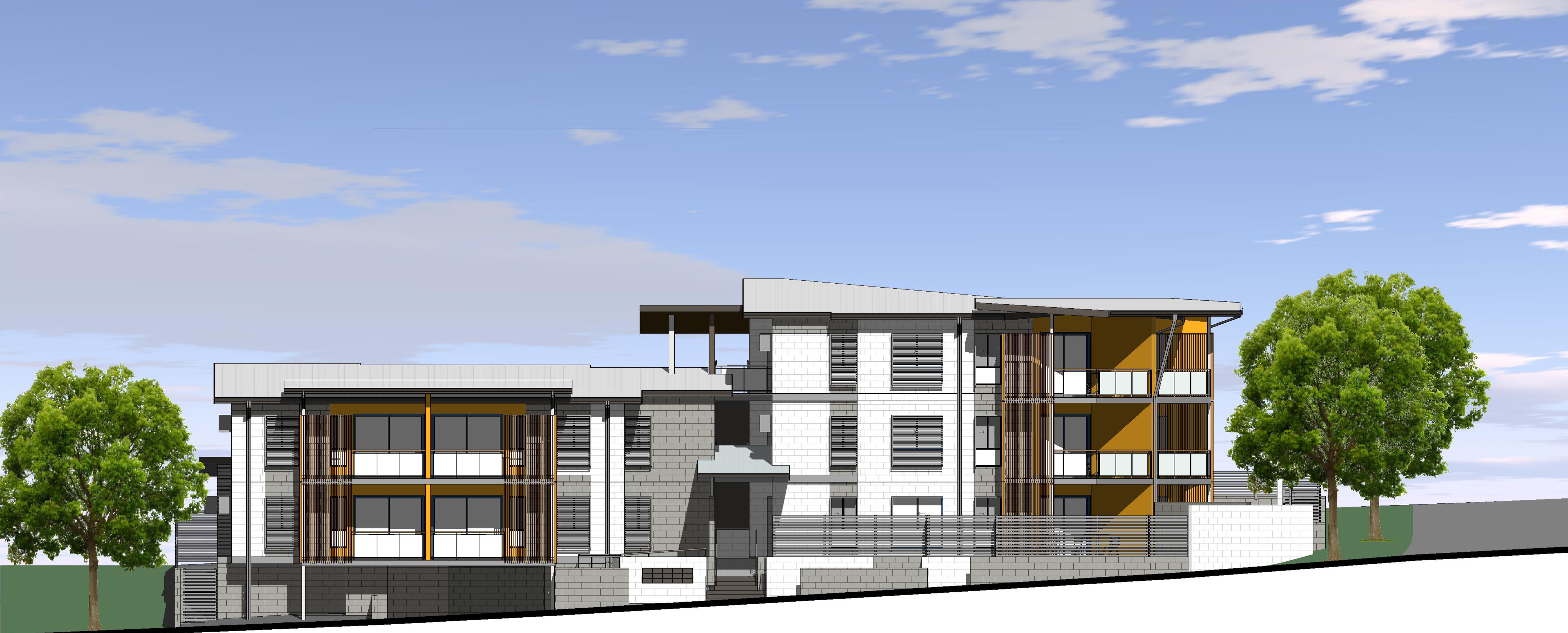 Murrarie Apartments